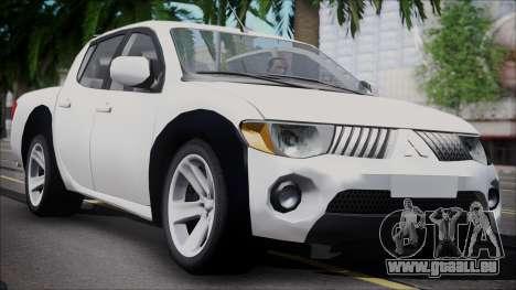 Mitsubishi Triton pour GTA San Andreas