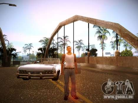 ENBSeries by Fase v0.2 NEW für GTA San Andreas fünften Screenshot