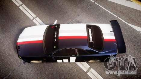 Nissan Skyline R34 GT-R Drift für GTA 4 rechte Ansicht
