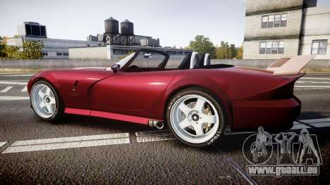 Bravado Banshee GTA V Style pour GTA 4 est une gauche