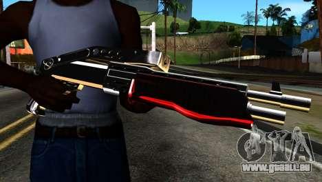 New Combat Shotgun für GTA San Andreas