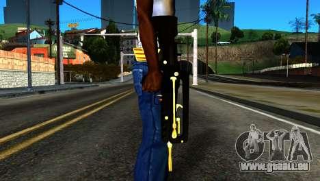 New Machine pour GTA San Andreas troisième écran