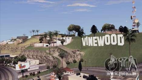 ENB Echo pour GTA San Andreas neuvième écran