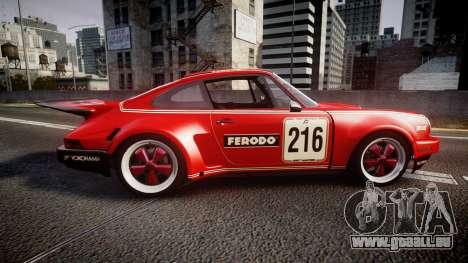 Porsche 911 Carrera RSR 3.0 1974 PJ216 für GTA 4 linke Ansicht