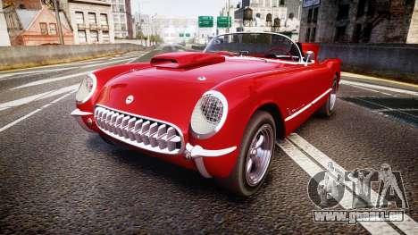Chevrolet Corvette C1 1953 race für GTA 4