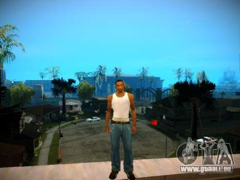ENBSeries by Fase v0.2 NEW für GTA San Andreas her Screenshot