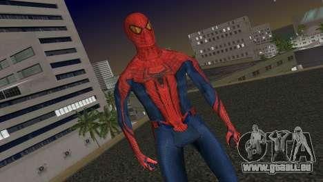 The Amazing Spider-Man pour GTA Vice City cinquième écran