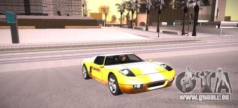 ENB by NIKE für GTA San Andreas fünften Screenshot