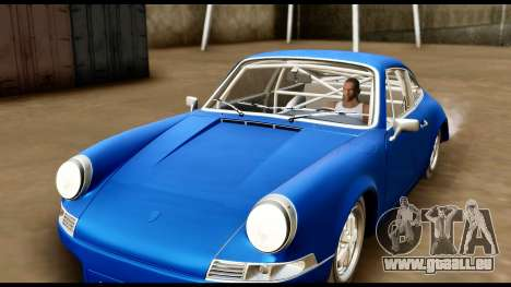 Porsche 911 Carrera 2.7RS Coupe 1973 Tunable pour GTA San Andreas