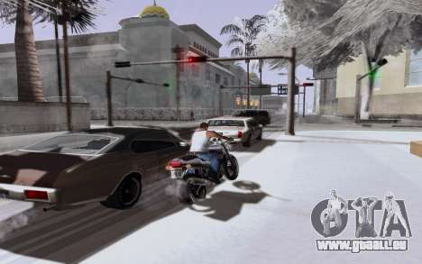 Nuevo ENB Series für GTA San Andreas fünften Screenshot
