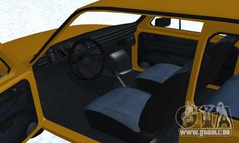 Fiat 126p FL pour GTA San Andreas moteur