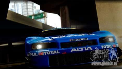 ENBSeries for medium PC pour GTA San Andreas septième écran