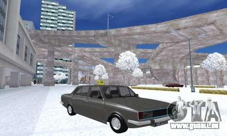 Ikco Peykan Chragh Benzi New pour GTA San Andreas laissé vue