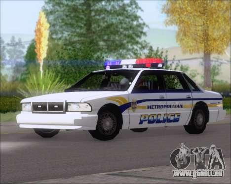 Police LS Metropolitan Police für GTA San Andreas