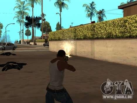 Effects by Lopes 2.2 New pour GTA San Andreas cinquième écran
