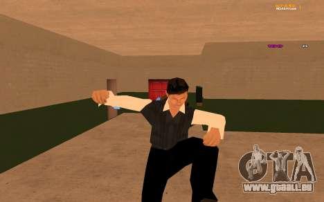 Nouvelle animation par Ozlonshok pour GTA San Andreas quatrième écran