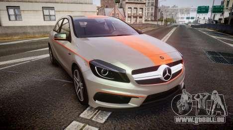 Mersedes-Benz A45 AMG PJs3 pour GTA 4