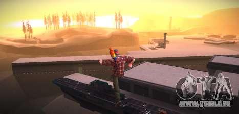 ENB by NIKE für GTA San Andreas her Screenshot