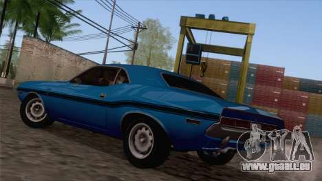 ENBSeries by Blackmore 0.075c pour GTA San Andreas sixième écran