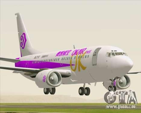Boeing 737-500 Okay Airways für GTA San Andreas