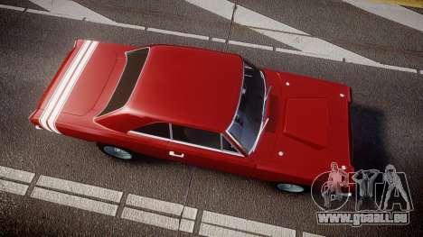 Dodge Dart HEMI Super Stock 1968 rims2 für GTA 4 rechte Ansicht