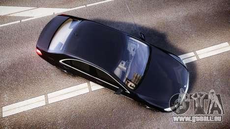 Mercedes-Benz S500 W222 für GTA 4 rechte Ansicht