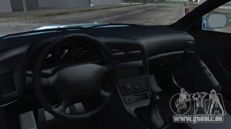 Toyota Сelica pour GTA San Andreas vue de droite