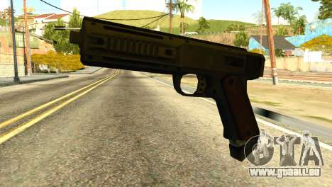 AP Pistol from GTA 5 für GTA San Andreas