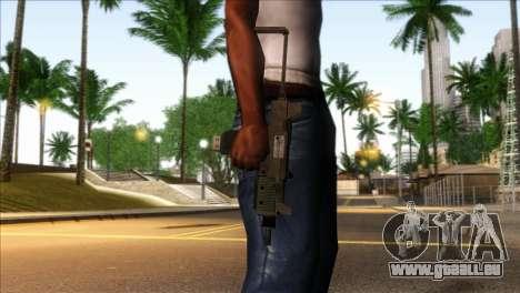 Micro SMG from GTA 5 für GTA San Andreas dritten Screenshot
