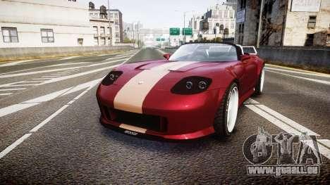 Bravado Banshee GTA V Style für GTA 4