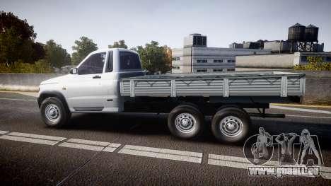UAZ 2360 6x6 pour GTA 4