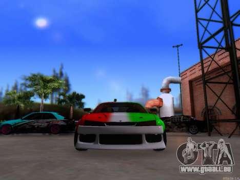 Nissan 200SX Elite Gas pour GTA San Andreas vue de droite