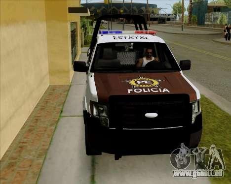 Ford F-150 für GTA San Andreas