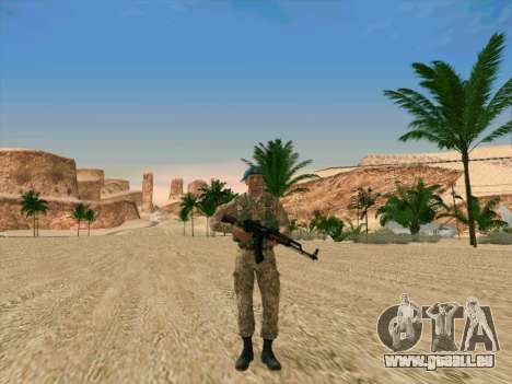 Grenadier VDV pour GTA San Andreas