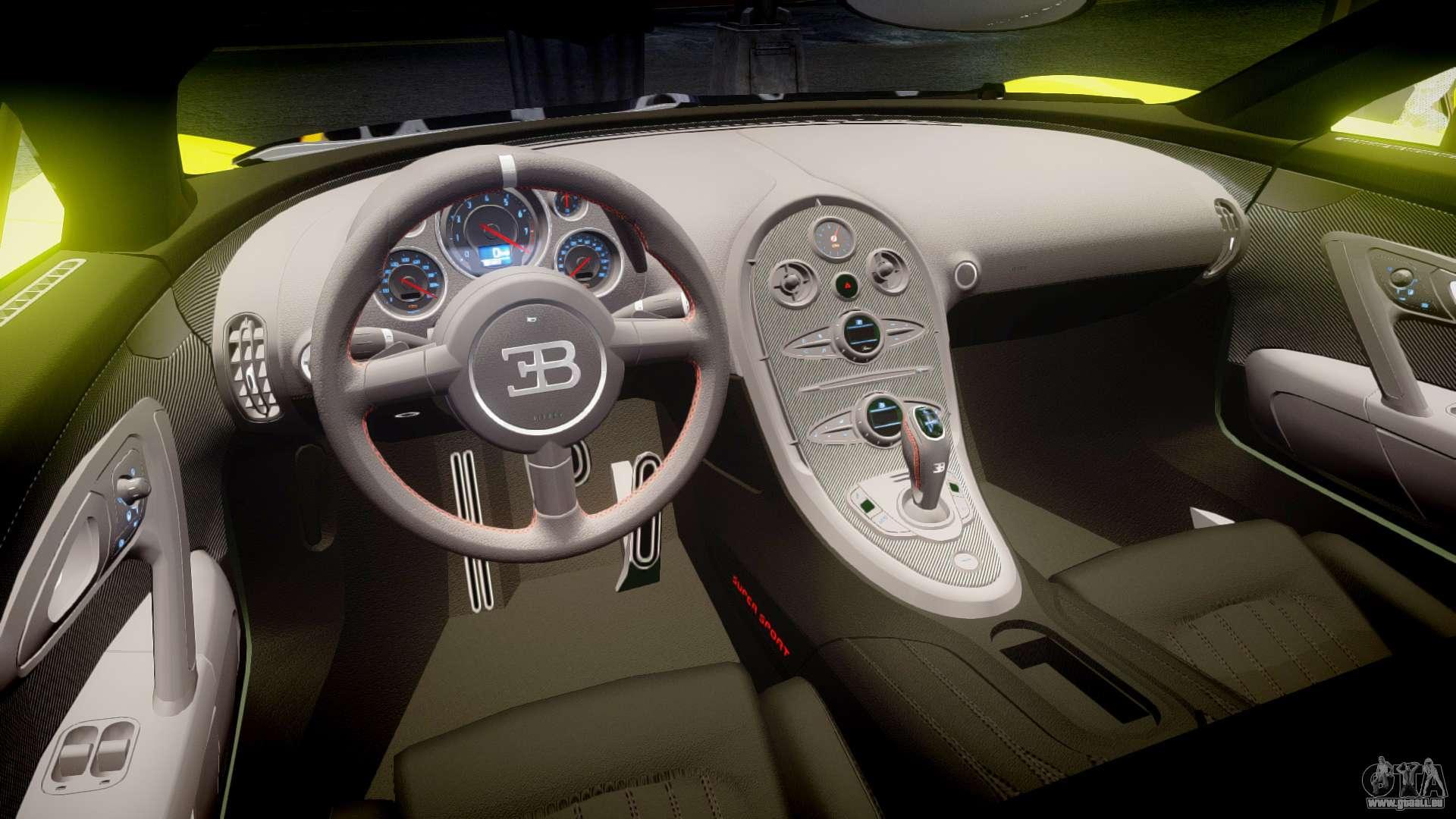 bugatti veyron super sport 2011 epm ken block pour gta 4. Black Bedroom Furniture Sets. Home Design Ideas