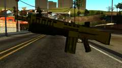 Bullpup Shotgun from GTA 5 für GTA San Andreas