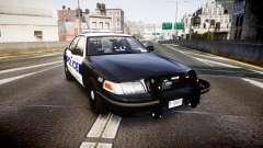 Ford Crown Victoria Police Algonquin [ELS] pour GTA 4