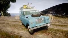 Land Rover Series II 1960 v2.0 für GTA 4
