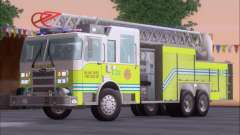 Pierce Arrow XT Miami Dade FD Ladder 22 pour GTA San Andreas