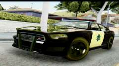 GTA 5 Buffalo S Police SF