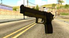 Pistol from GTA 5 pour GTA San Andreas