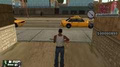 C-HUD Universal v2 für GTA San Andreas