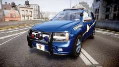 Chevrolet Trailblazer Virginia State Police ELS