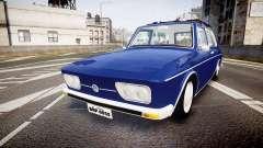 Volkswagen 1600 Variant 1973
