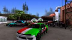 Nissan 200SX Elite Gas pour GTA San Andreas