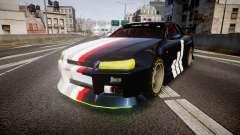 Nissan Skyline R34 GT-R Drift