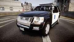 Ford Explorer 2008 LCPD [ELS]