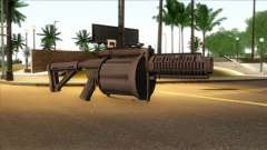 Rocket Launcher from GTA 5 pour GTA San Andreas