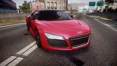 Audi R8 E-Tron 2014 dual tone