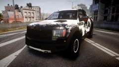 Ford F150 SVT Raptor 2011 Horizon pour GTA 4